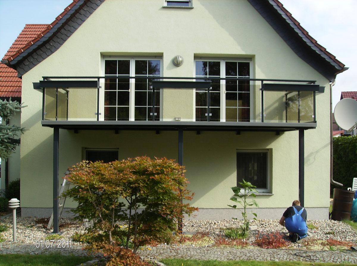 Treppengeländer Holz Leipzig ~ Balkonsanierung Leipzig vorher Balkonsanierung Leipzig nachher